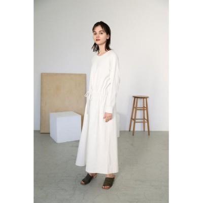 【ブラックバイマウジー】 cutsew long dress レディース O/WHT1 FREE BLACK BY MOUSSY