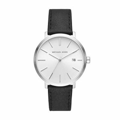 腕時計 マイケルコース メンズ Michael Kors Mens Analogue Quartz Watch with Leather Strap MK8674
