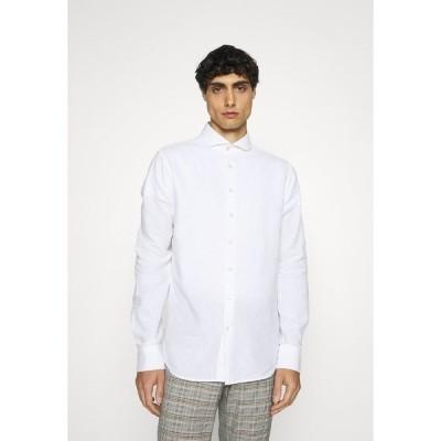 ベルトーニ シャツ メンズ トップス BART - Shirt - white