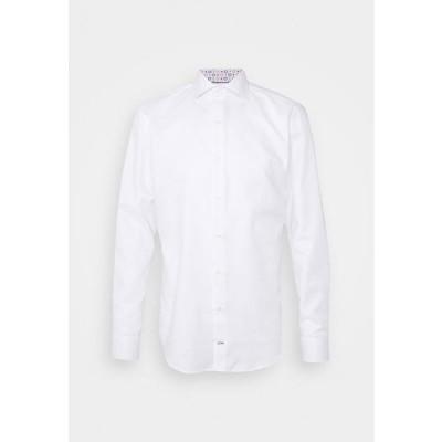 メンズ ファッション PANKOK - Formal shirt - white