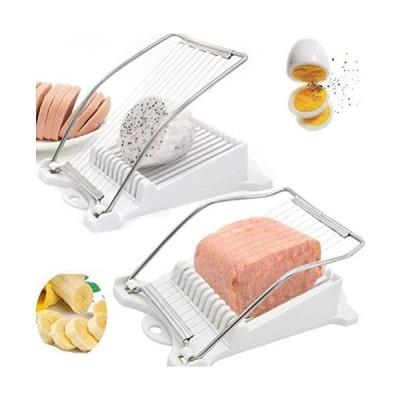 Tainless Steel ランチョンミートハムチーズスライサー エッグスパムカッター用 新デザイン キッチン調理ツール