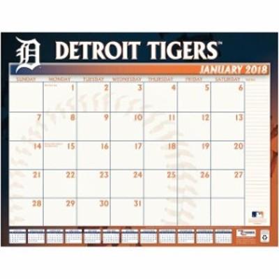 John F. Turner ジョン エフ ターナー スポーツ用品  Detroit Tigers 2018 22 x 17 Desk Calendar
