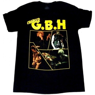 G.B.H「PHOTO」Tシャツ