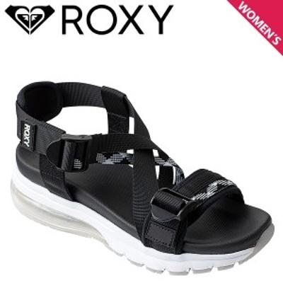 ロキシー ROXY サンダル スポーツサンダル パノラマ プラス レディース PANORAMA PLUS ブラック 黒 RSD202503