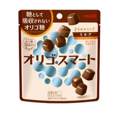 明治 オリゴスマートミルクチョコレート パウチ 10入