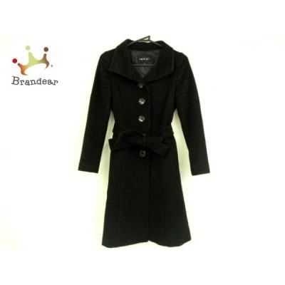 インディビ INDIVI コート サイズ03 L レディース - 黒 長袖/冬   スペシャル特価 20210108