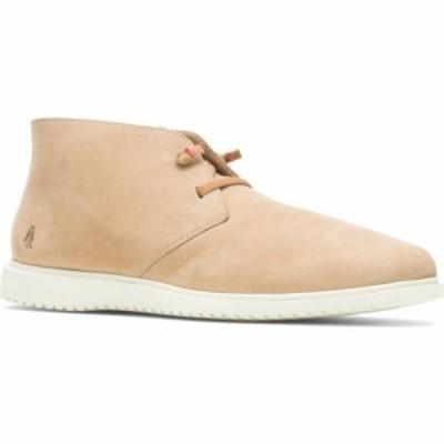ハッシュパピー HUSH PUPPIES メンズ ブーツ チャッカブーツ シューズ・靴 The Everyday Water Resistant Chukka Boot Tan Nubuck