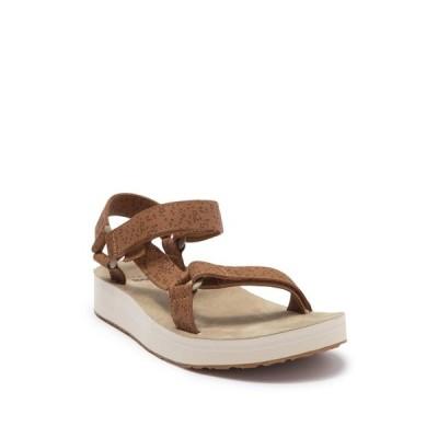 テバ レディース サンダル シューズ Midform Universal Sandal CPM