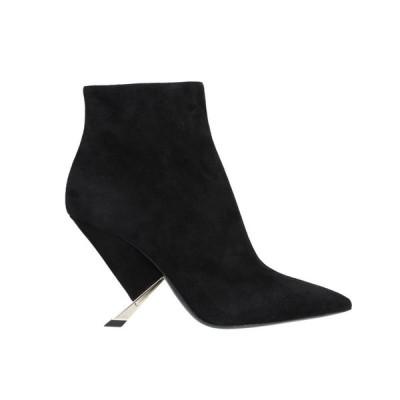 CASADEI ショートブーツ ファッション  レディースファッション  レディースシューズ  ブーツ  その他ブーツ ブラック
