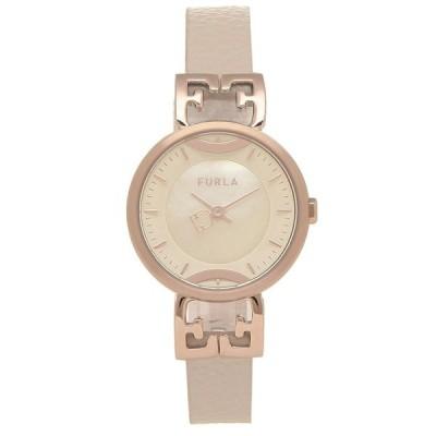 「8/1限定 P10%還元」フルラ FURLA 腕時計 レディース R4251132504 28MM ローズゴールド マザーオパール