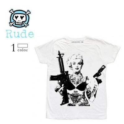 SALE RUDE (ルード) メンズ Rambo Tシャツ