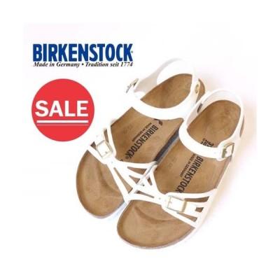 ☆レディース正規品BIRKENSTOCK/ビルケンシュトック/Bali/バリ/品番:1006181/Patent White【SALE】【20%OFF】