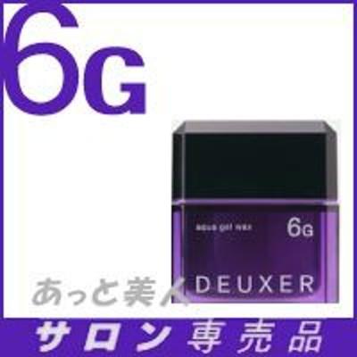 ナンバースリー デューサー アクアジェルワックス 6G 80g NUMBER THREE 003 DEUXER