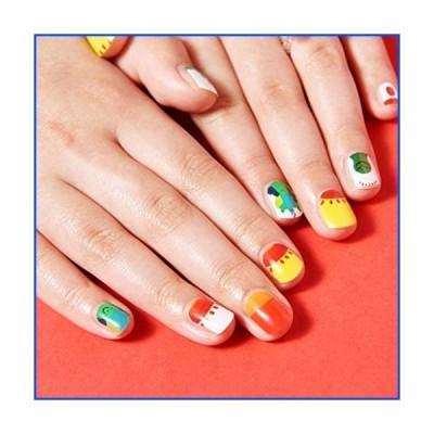 【新品】Nail Art Stickers for Kids, Press on Nails for Girls & Boys, Nail Wrap Decals Polish Accessories Self Adhesive Decorations Set I