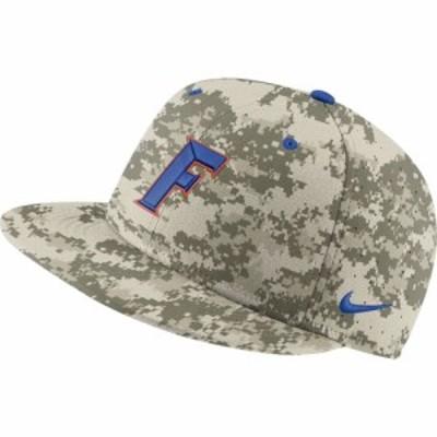 ナイキ Nike メンズ キャップ 帽子 Florida Gators Camo Fitted Baseball Hat