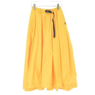 GRAMICCI × k3&co. / グラミチ ×  19SS 別注 ボリュームマキシ スカート