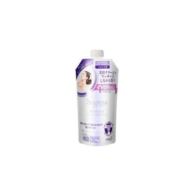 セグレタ 地肌も髪も洗える マッサージ美容クリーム つめかえ用 285ml