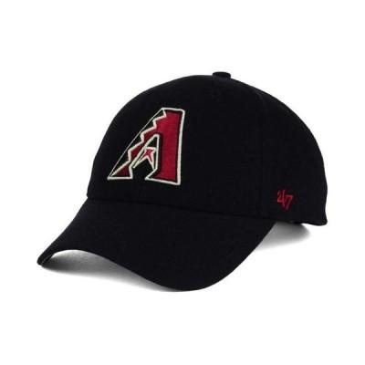47ブランド メンズ 帽子 アクセサリー Arizona Diamondbacks MLB On Field Replica MVP Cap