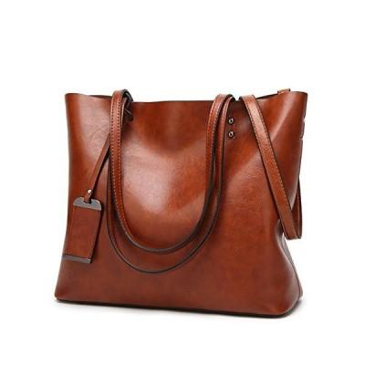 Obosoyo Women Shoulder Tote Satchel Bag Lady Messenger Purse Top Handle Hobo Handbags【並行輸入品】