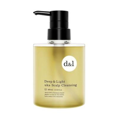 uka Scalp Cleansing Deep & Light Chubby Bottle