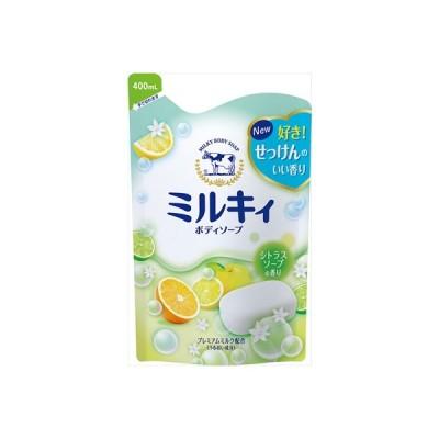 ミルキィシトラスソープの香り詰替用400ML