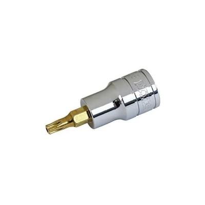 SK11 ヘックスローブビットソケット 差込角 9.5mm (3/8インチ) T25 ST3-25
