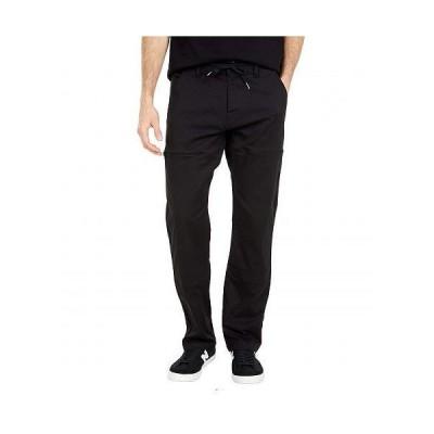 Volcom ヴォルコム メンズ 男性用 ファッション パンツ ズボン Stone Trail Master Pants - Black