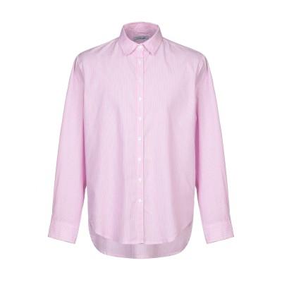 LIVTHELABEL シャツ ピンク 2 コットン 100% シャツ