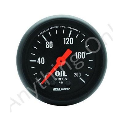 【新品】AUTO METER 2605 Zシリーズ 機械式オイル圧力計