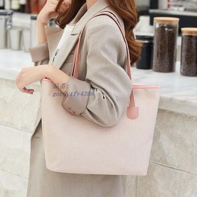 バッグ レディースバッグ 大容量 レディース きれいめ 手提げバッグ 通勤バッグ 可愛い 通学バッグ キャンパスバッグ サブバッグ トートバッグ 韓国風 オシャレ