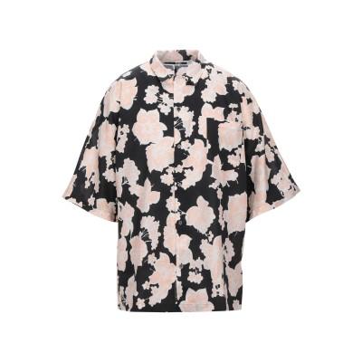 マックキュー アレキサンダー・マックイーン McQ Alexander McQueen シャツ ピンク 50 コットン 100% シャツ