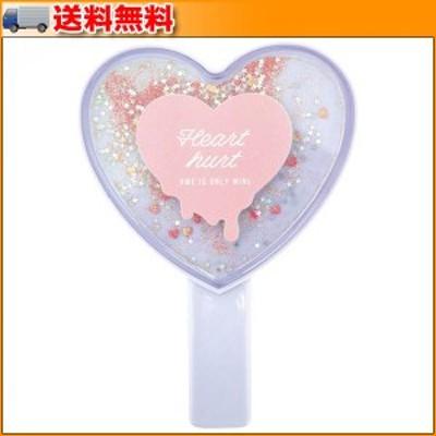 シャカシャカミラー 鏡 Heart hurt 84053 ▼シャカシャカミラー鏡