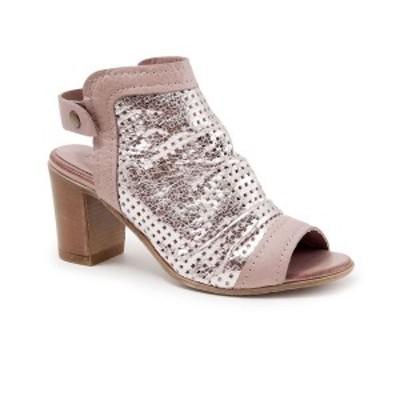 ブエノ レディース サンダル シューズ Women's Udo Dress Sandals Light Pink