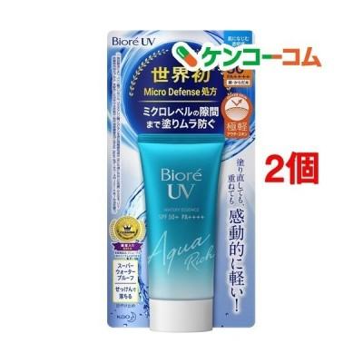 ビオレ UV アクアリッチ ウォータリーエッセンス ( 50g*2個セット )/ ビオレ