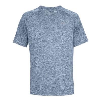 アンダーアーマー メンズ Under Armour Tec 2.0 T-shirt Tシャツ 半袖 Academy