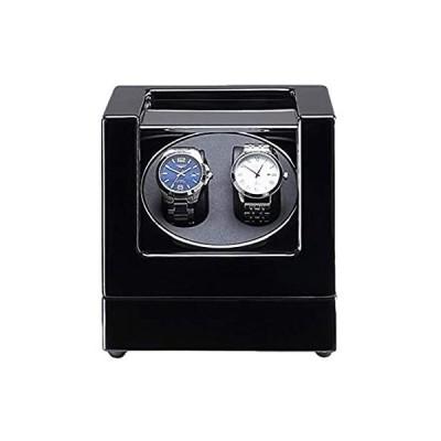 送料無料!ZNND Automatic Watch Winder with Super Quiet Motor and Blue LED Light Piano