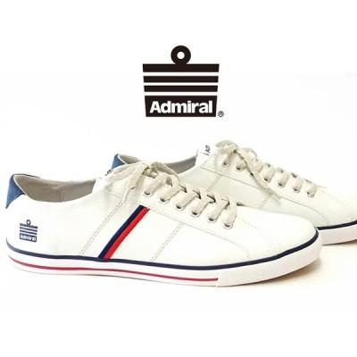 Admiral アドミラル スニーカー WATFORD SJAD0705 ワトフォード WATFORD SJAD0705-14 ホワイト靴