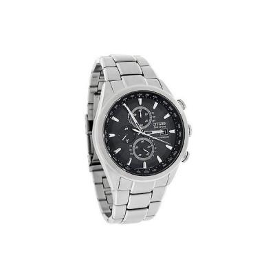 腕時計 シチズン Citizen エコドライブ メンズ Atomic World Radio Control 腕時計 AT8010-58E
