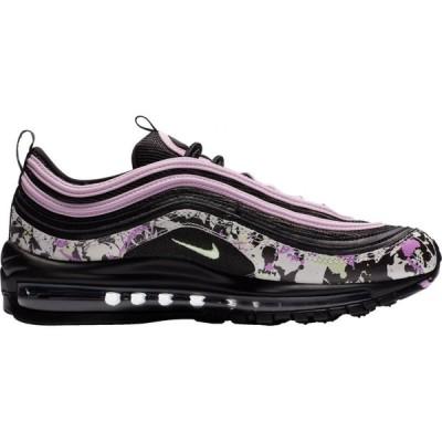 ナイキ Nike レディース スニーカー エアマックス 97 シューズ・靴 Air Max 97 Shoes Sail/Barely Volt/Blk/Pnk