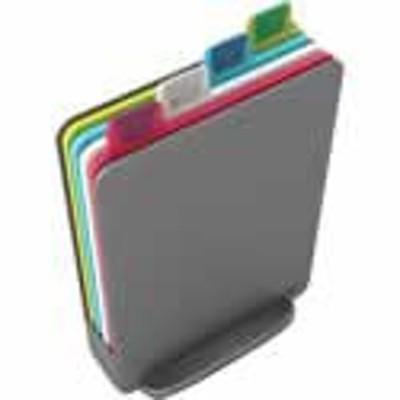 単品販売 ジョゼフジョゼフ インデックス付まな板ミニ グラファイト 1セット [代引選択不可]