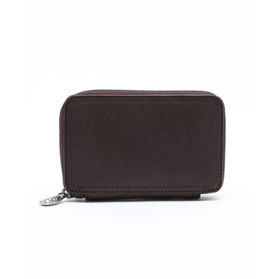 BAG MANIA / COLORADO ラウンドファスナーカード入れ MEN 財布/小物 > カードケース