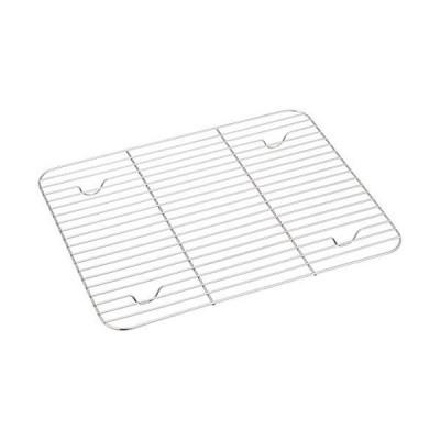 シンドー 角バットアミ 21枚取用 細目 18クローム・8ニッケルステンレス鋼 ABT05021