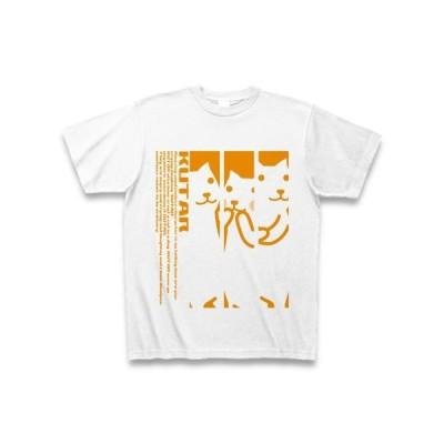 KUTAR Tシャツ (ホワイト)