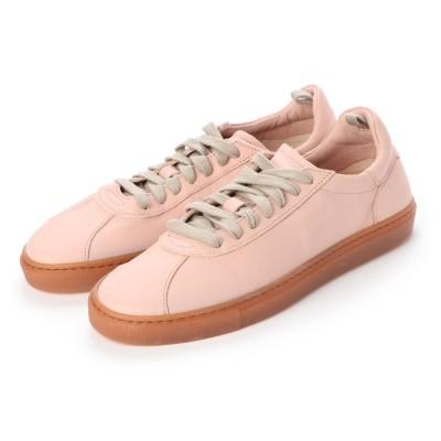 ボエモス BOEMOS ガムソールスニーカー (ピンク)