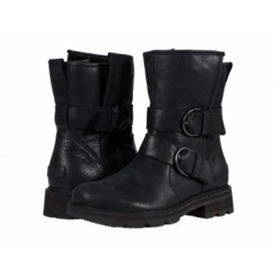 SOREL ソレル レディース 女性用 シューズ 靴 ブーツ ライダーブーツ Lennox(TM) Moto Boot Cozy Black【送料無料】