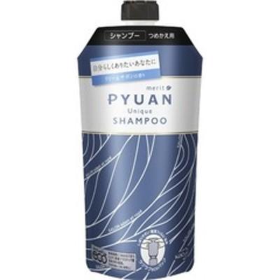 メリット ピュアン ユニーク リリー&サボンの香り シャンプー 詰替用 (340ml)