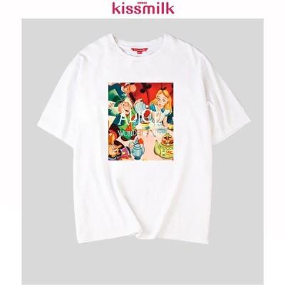 大きいサイズ  レディース Tシャツ プリンセス お姫 かわいい カジュアル 綿100% 多色 L〜4XL相当 LL 2L 3L 4L 5L 春夏