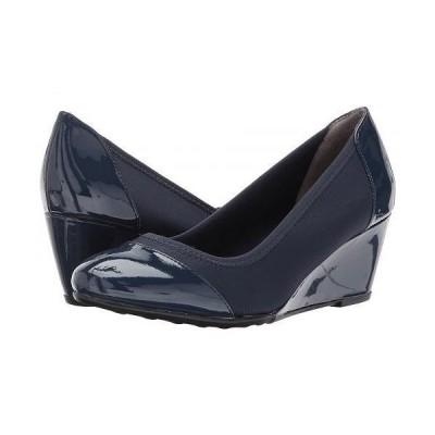 LifeStride ライフストライド レディース 女性用 シューズ 靴 ヒール Juliana Stretch - Lux Navy