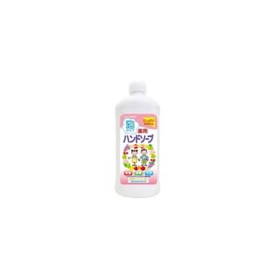ロケット石鹸 薬用ハンドソープ フルーツ詰め替えボトル450ML(4571113801175) ×10点セット 【まとめ買い特価!】