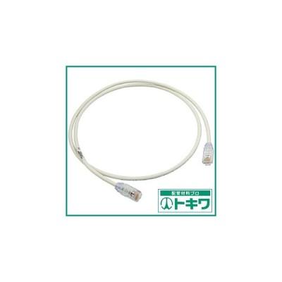 パンドウイット カテゴリ6A細径パッチコード 1m オフホワイト  (UTP28X1M) パンドウイットコーポレーション